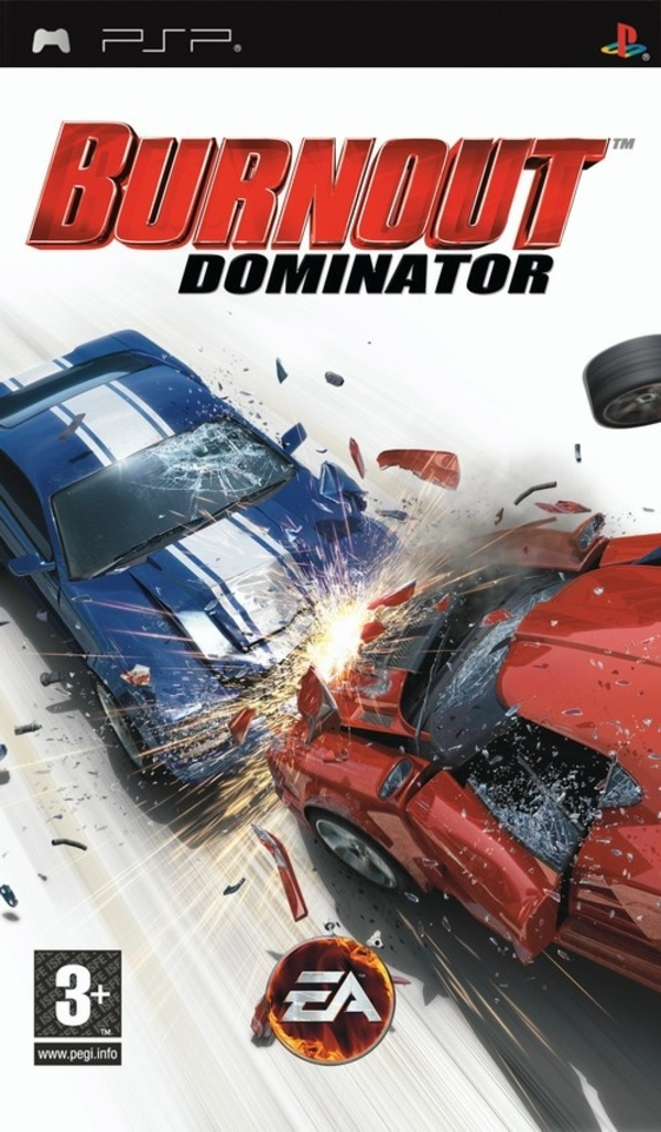 Cover zu Burnout Dominator