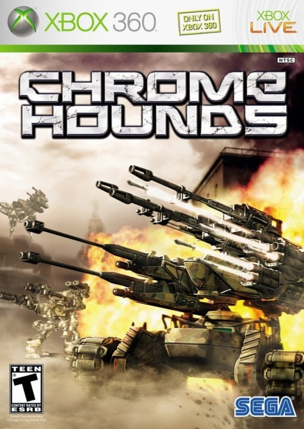 Cover zu Chromehounds