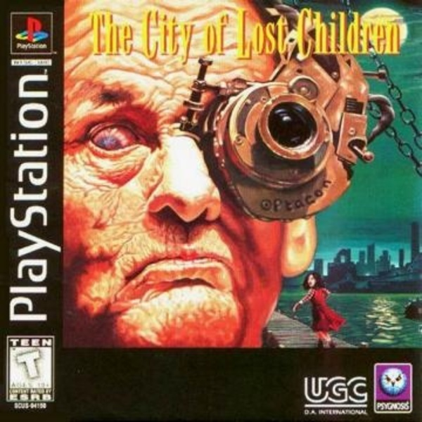 Cover zu City of Lost Children, The