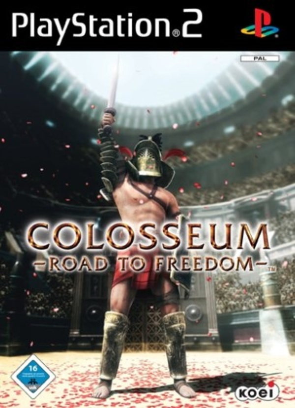 Cover zu Colosseum: Road to Freedom