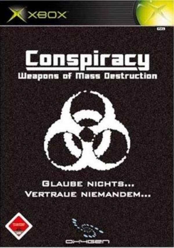 Cover zu Conspiracy: Weapons of Mass Destruction