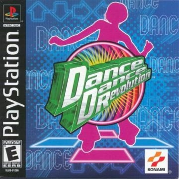 Cover zu Dance Dance Revolution