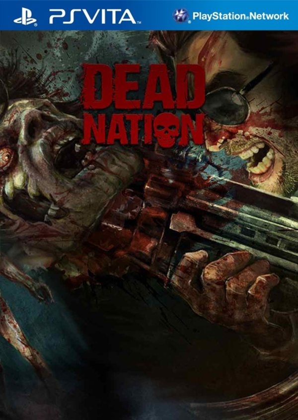 Cover zu Dead Nation