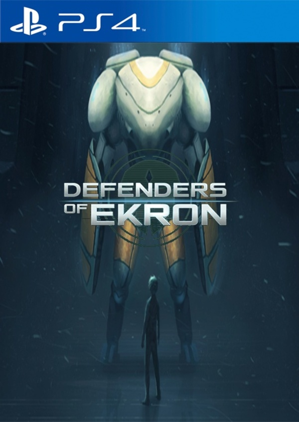 Cover zu Defenders of Ekron