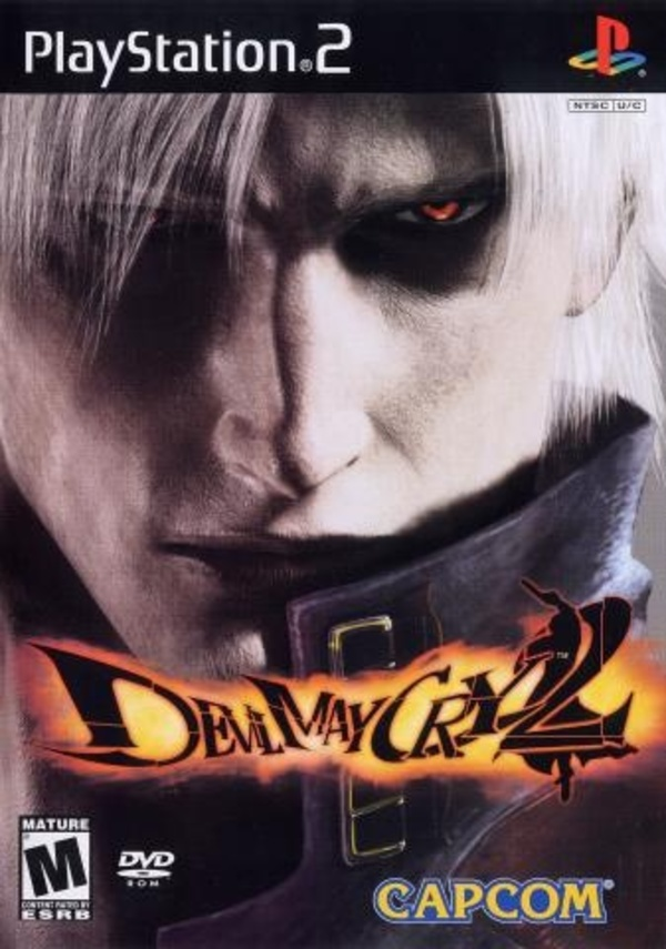 Cover zu Devil May Cry 2
