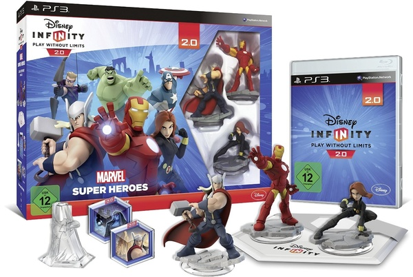 Cover zu Disney Infinity 2.0: Marvel Super Heroes