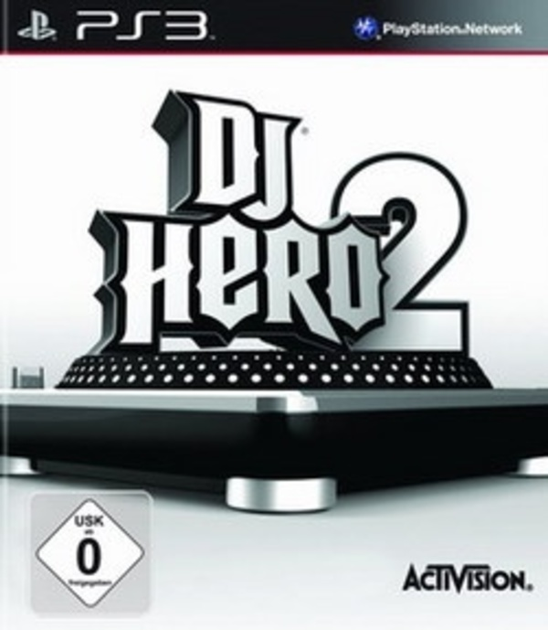 Cover zu DJ Hero 2