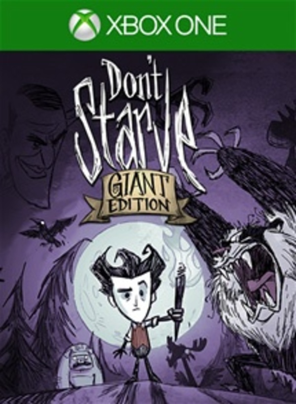 Cover zu Don't Starve: Giant Edition