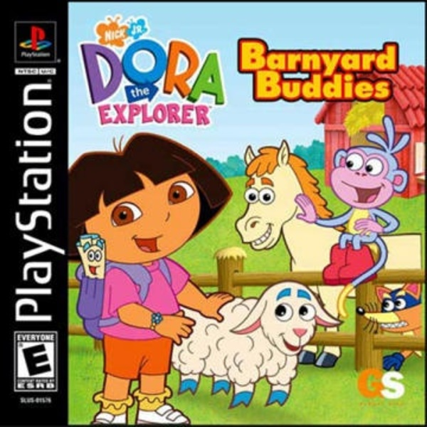 Cover zu Dora the Explorer: Barnyard Buddies