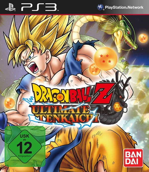 Cover zu Dragon Ball Z: Ultimate Tenkaichi