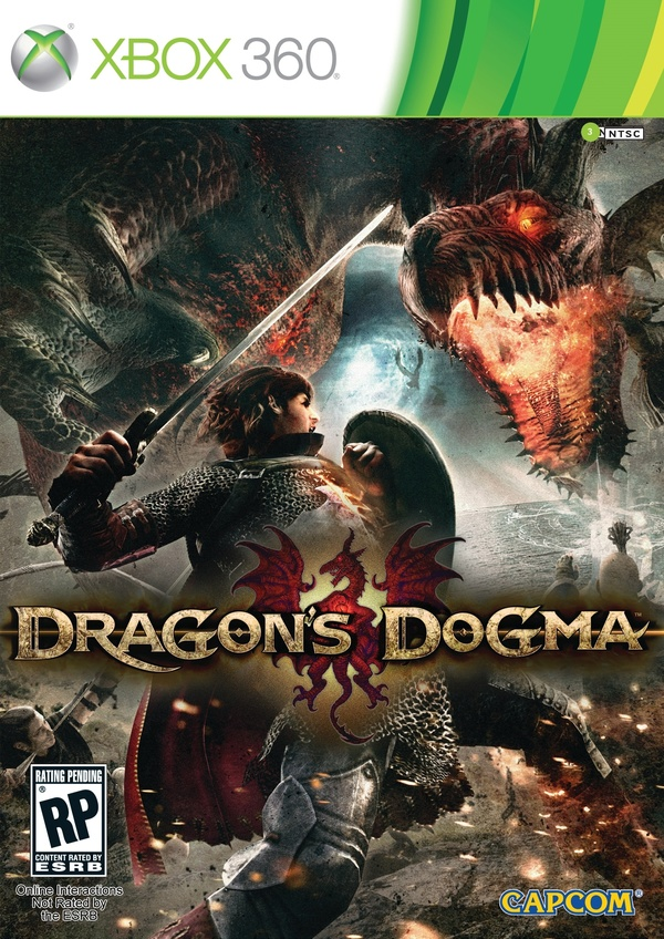 Cover zu Dragon's Dogma