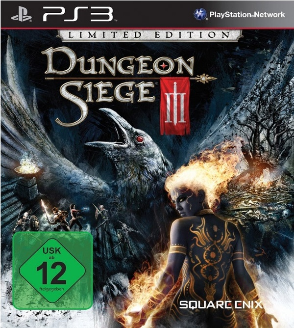 Cover zu Dungeon Siege 3