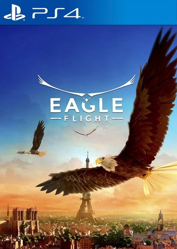 Cover zu Eagle Flight
