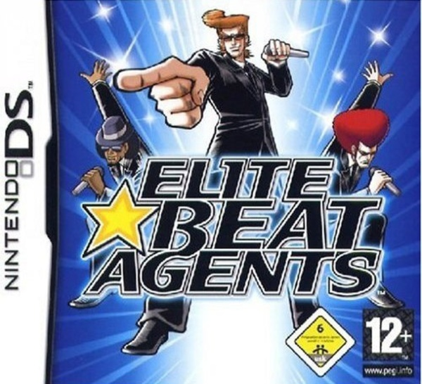 Cover zu Elite Beat Agents