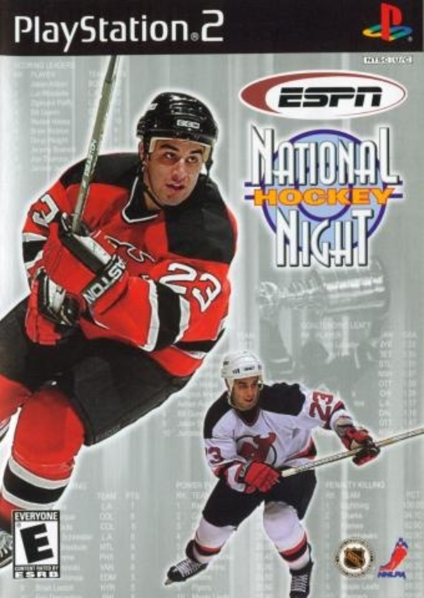 Cover zu ESPN National Hockey Night