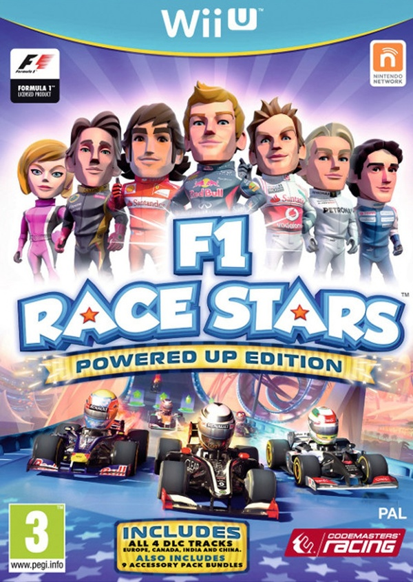 Cover zu F1 Race Stars: Powered Up Edition