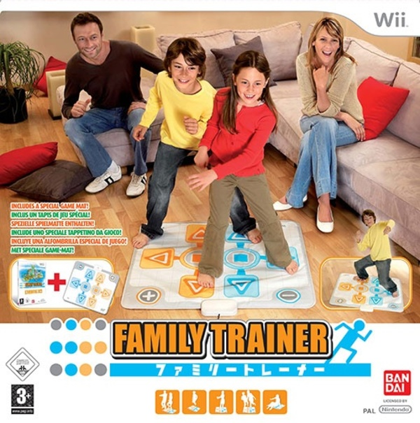 Cover zu Family Trainer