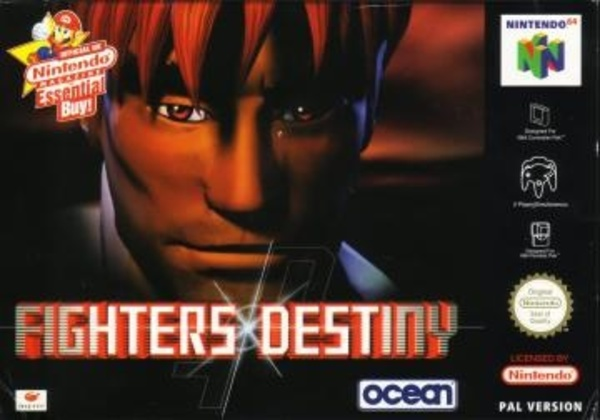 Cover zu Fighters Destiny