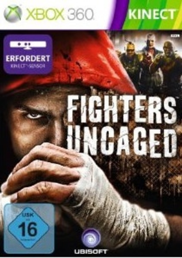 Cover zu Fighters Uncaged