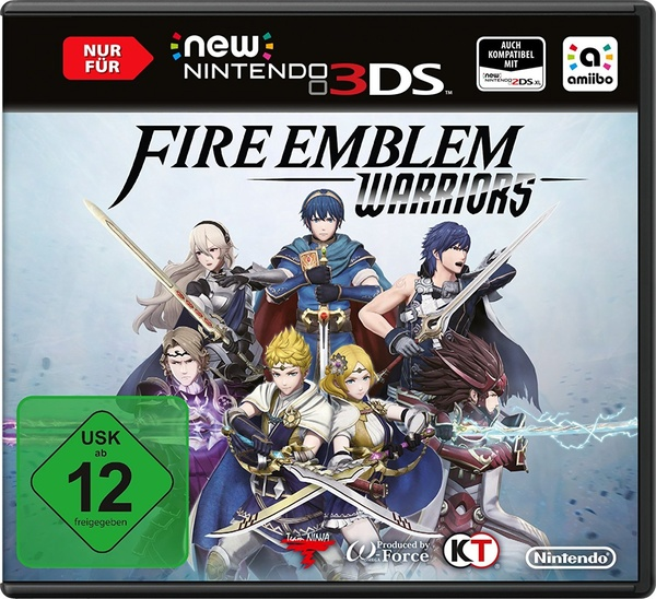 Cover zu Fire Emblem Warriors