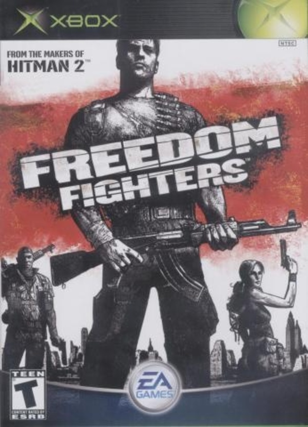 Cover zu Freedom Fighters