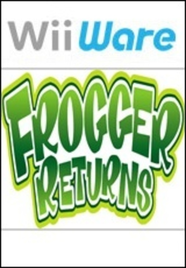 Cover zu Frogger Returns