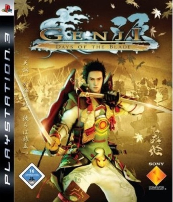 Cover zu Genji: Days of the Blade