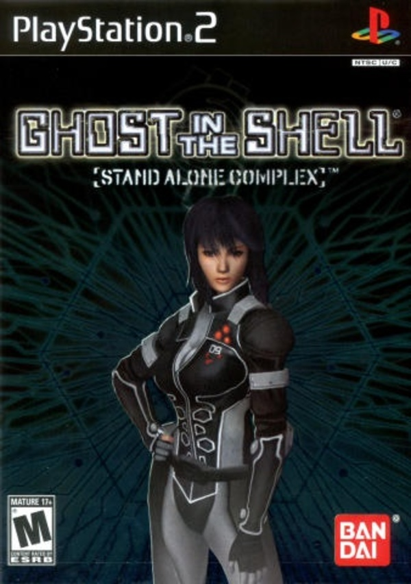 Cover zu Ghost in the Shell: Stand Alone Complex