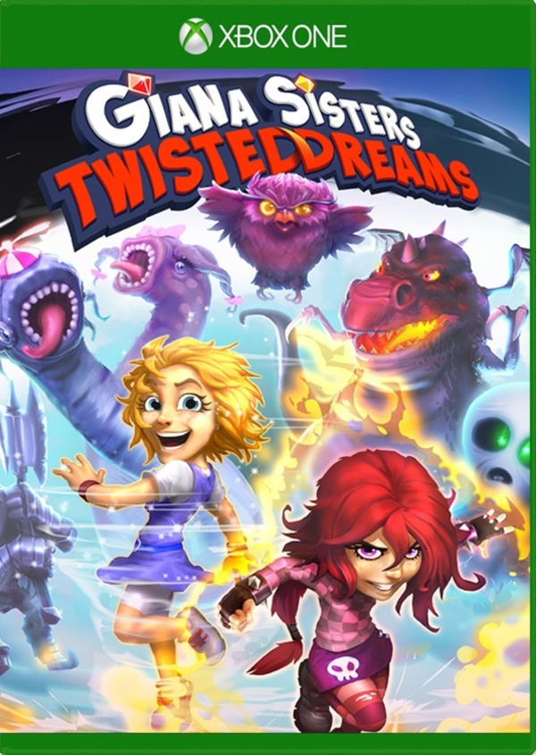 Cover zu Giana Sisters: Twisted Dreams Director's Cut