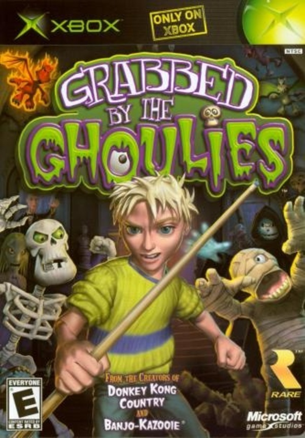 Cover zu Grabbed by the Ghoulies