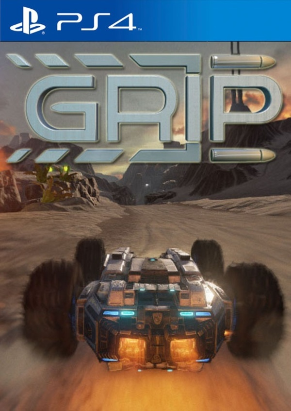 Cover zu GRIP