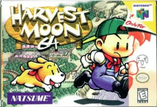 Cover zu Harvest Moon 64