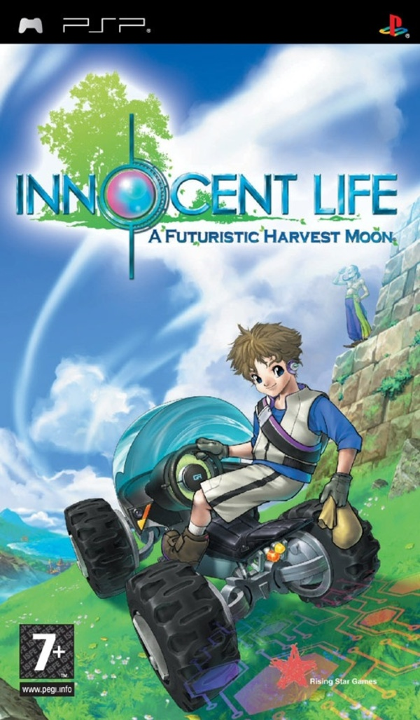 Cover zu Harvest Moon: Innocent Life