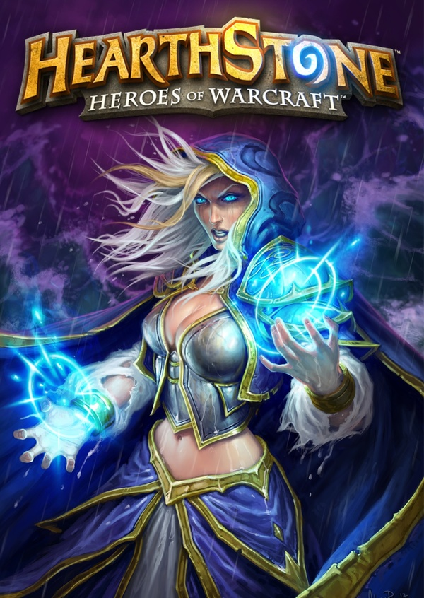 Cover zu Hearthstone: Heroes of Warcraft