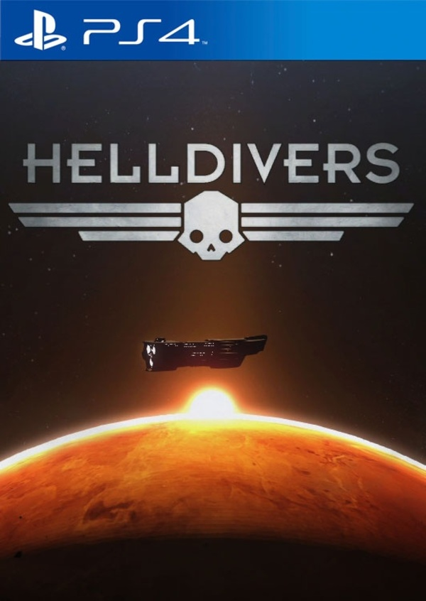Cover zu Helldivers