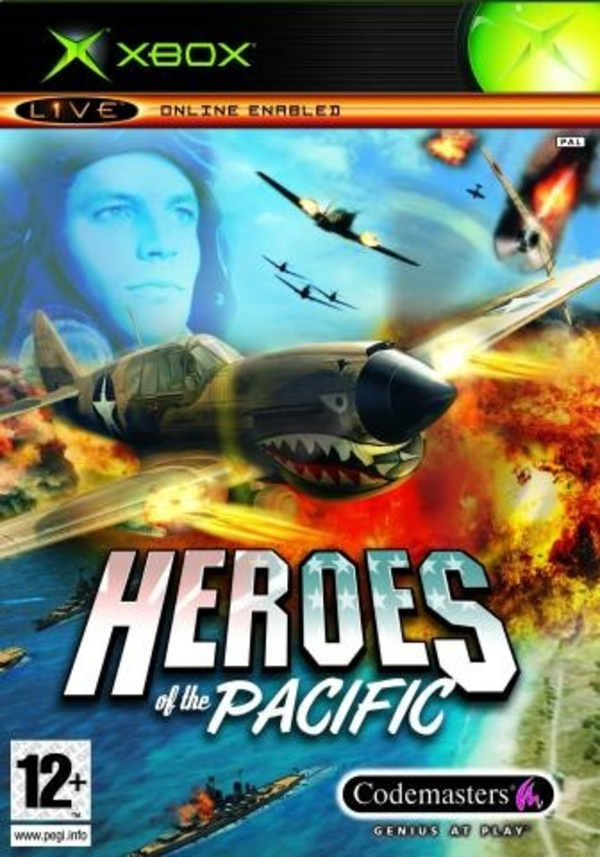 Cover zu Heroes of the Pacific