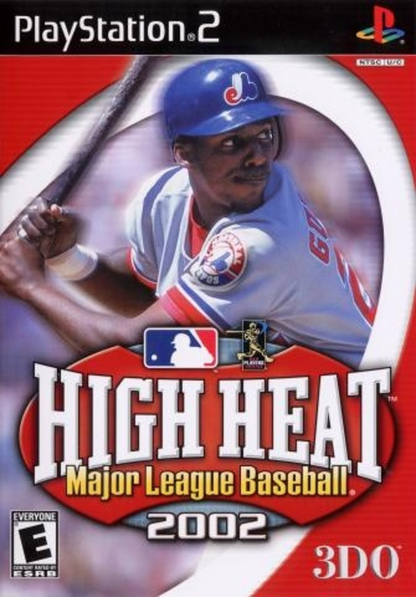 Cover zu High Heat Major League Baseball 2002