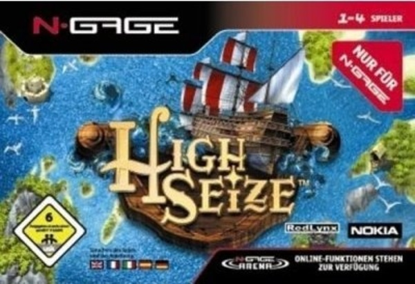 Cover zu High Seize