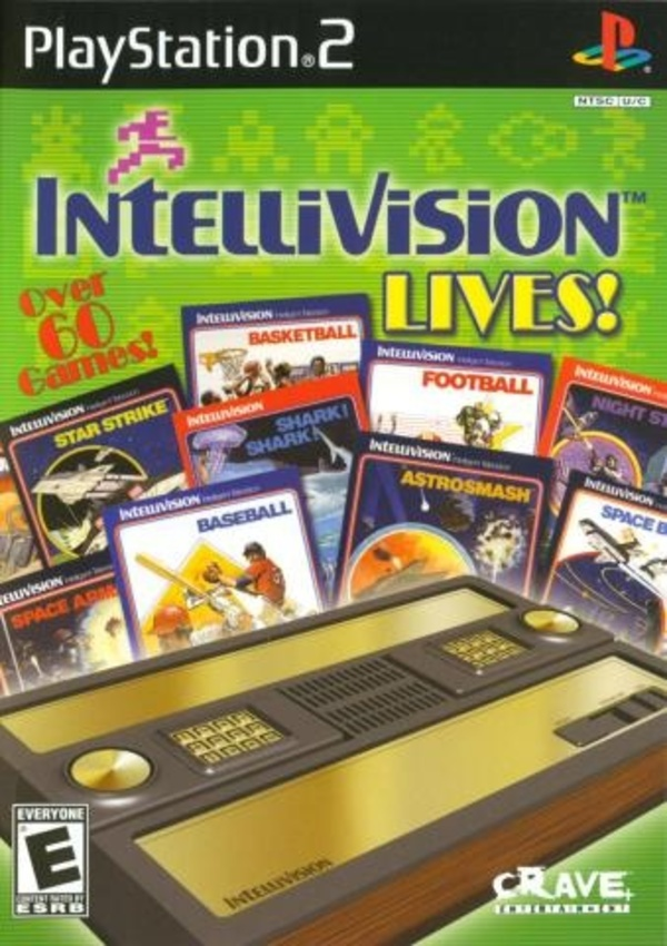Cover zu Intellivision Lives!
