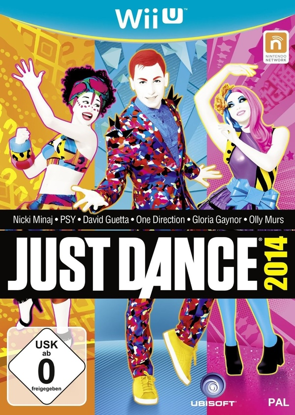 Cover zu Just Dance 2014