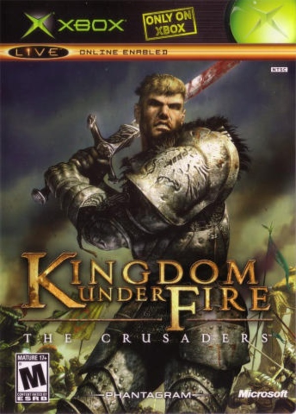 Cover zu Kingdom Under Fire: The Crusaders