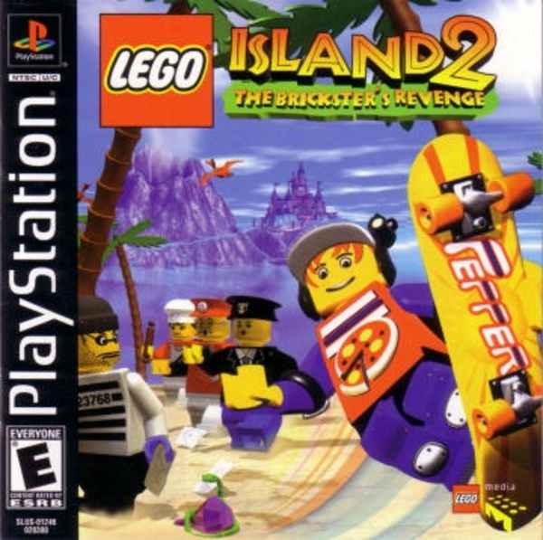 Cover zu Lego Island 2: The Brickster's Revenge
