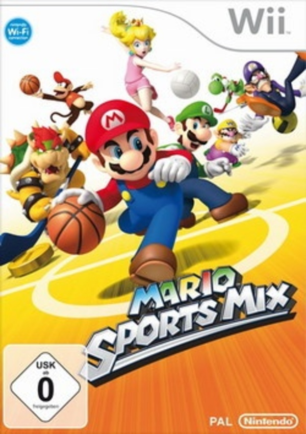Cover zu Mario Sports Mix