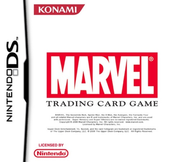 Cover zu Marvel Trading Card Game