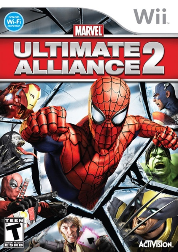 Cover zu Marvel: Ultimate Alliance 2