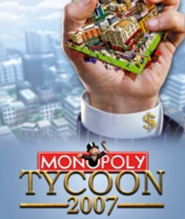 Cover zu Monopoly Tycoon 2007