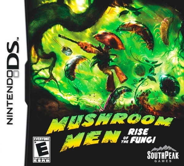 Cover zu Mushroom Men: Rise of the Fungi