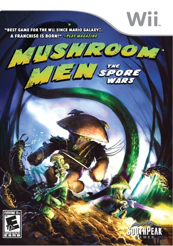 Cover zu Mushroom Men: The Spore Wars