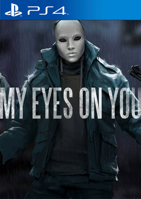 Cover zu My Eyes On You