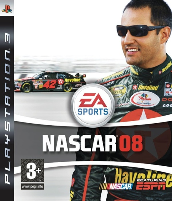 Cover zu NASCAR 08: Chase for the Cup